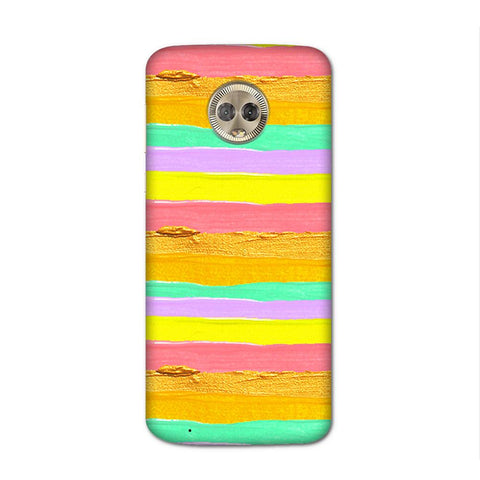 Watermix Paint Case for Moto G6