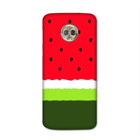 Watermelon Case for Moto G6