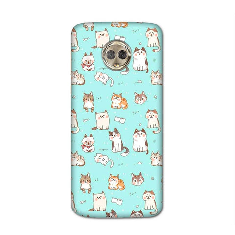 My Kitty Case for Moto G6