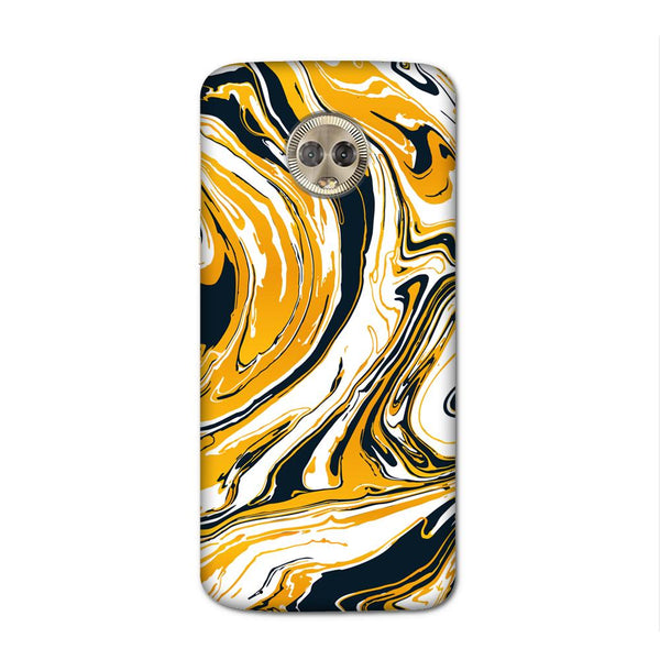 Yellow Ciroco Case for Moto G6