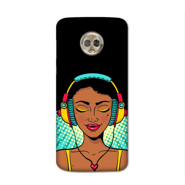Lost In Music Case for Moto G6