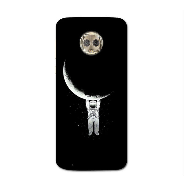 Hanging By The Moon Case for Moto G6