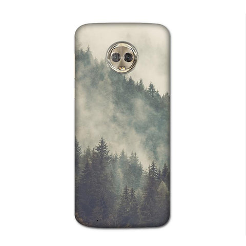 Jungle Mist Case for Moto G6