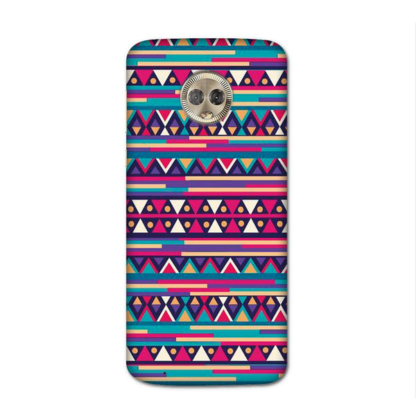 Zinbooka Pattern Case for Moto G6