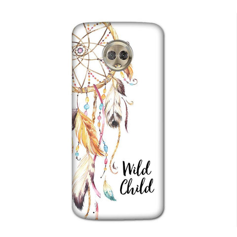 Wild Child Case for Moto G6