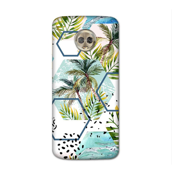 Tropical Sabia Case for Moto G6 Plus