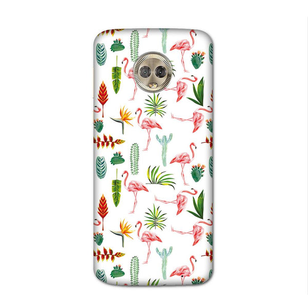 Tropical Nature Case for Moto G6 Plus