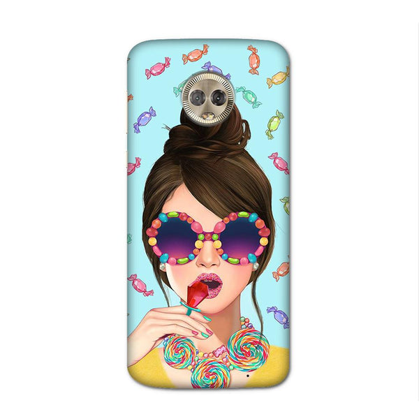 Sweet Me Case for Moto G6 Plus