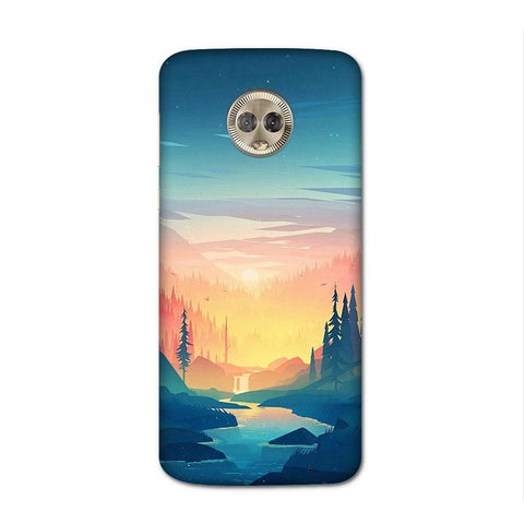 View To Die For Case for Moto G6 Plus