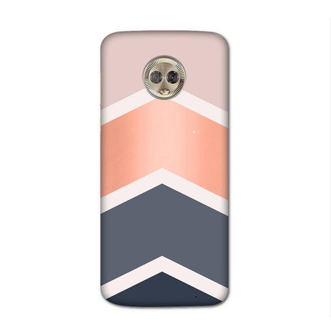 Bash Chevron Case for Moto G6 Plus
