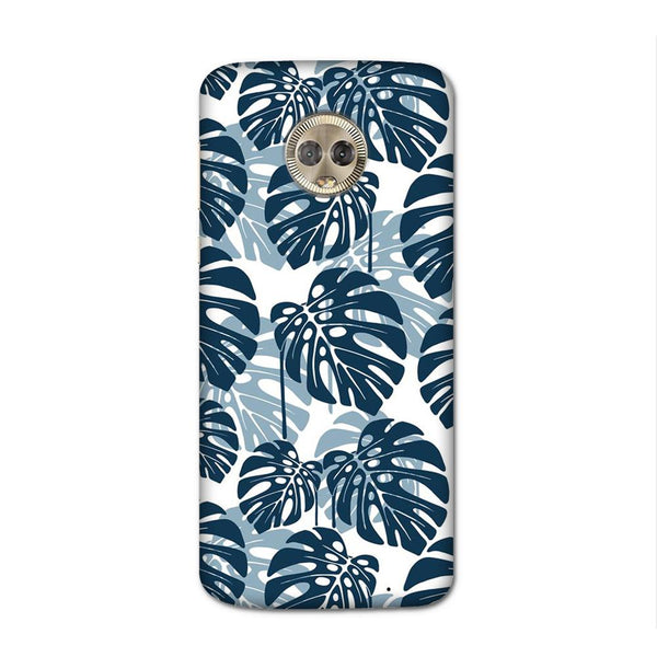 Tropical Palm Case for Moto G6 Plus