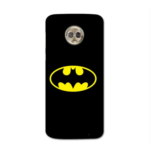 Batman Logo Case for Moto G6 Plus