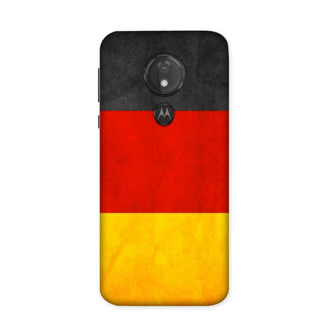 The German Case for Moto G7 Power