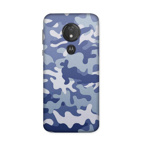 Camouflage Grey Case for Moto G7 Power