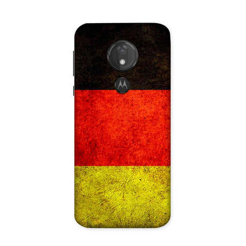 The German Grunge Case for Moto G7 Power