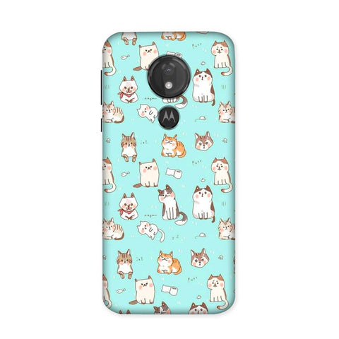 My Kitty Case for Moto G7 Power