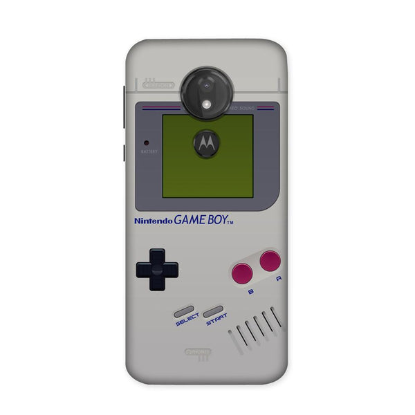 Game Boy Case for Moto G7 Power