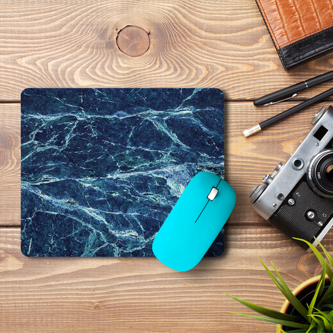 Blue Marble  Mouse Pad