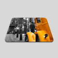 Vntage Car  Mouse Pad