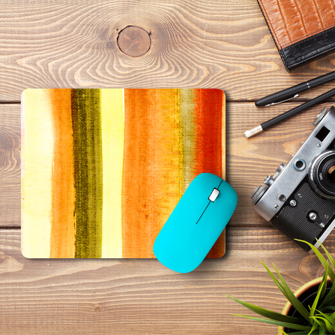 Layers of Colors  Mouse Pad