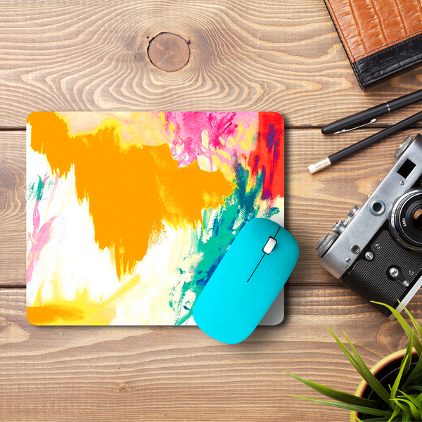 Color Splash  Mouse Pad