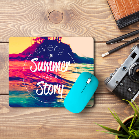 Summer Story  Mouse Pad