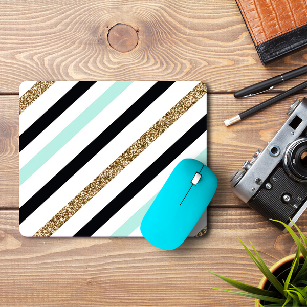 Minora Stripes  Mouse Pad