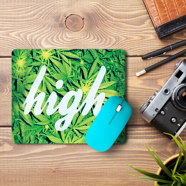 Get High  Mouse Pad