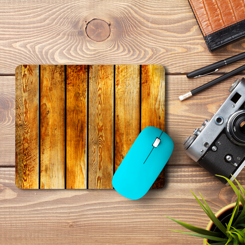 Rosewood Textured  Mouse Pad