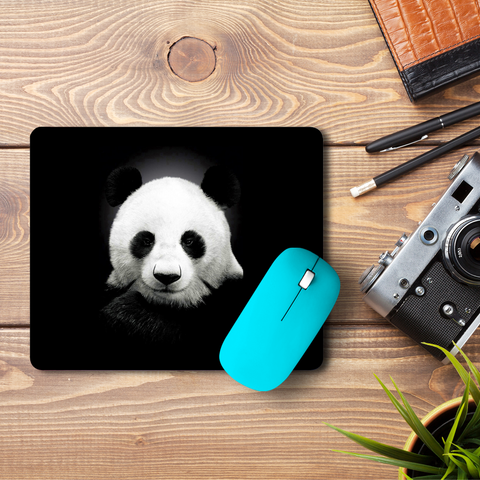 The Panda  Mouse Pad