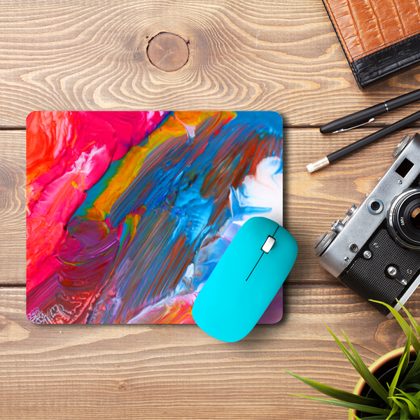 Color Stroker  Mouse Pad