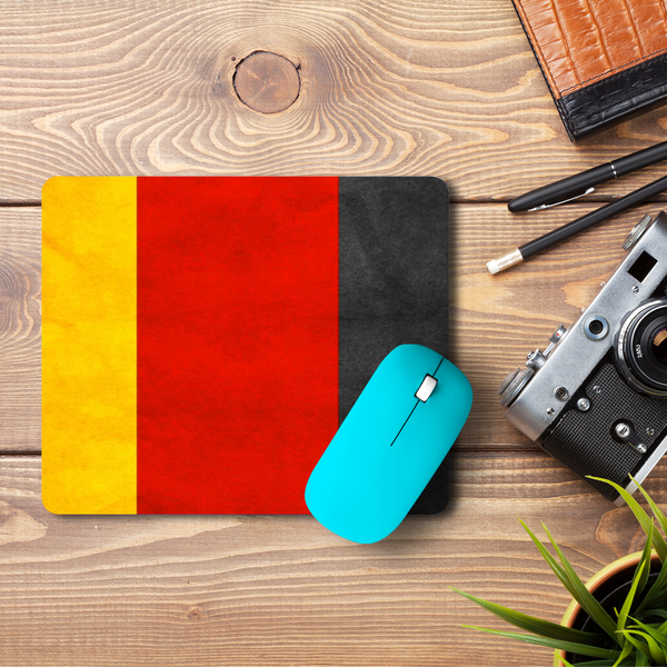 The German  Mouse Pad