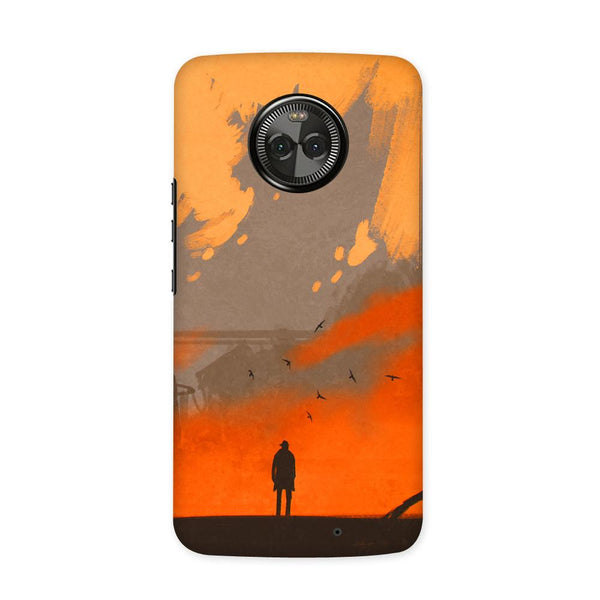 Diago Case for Moto X4