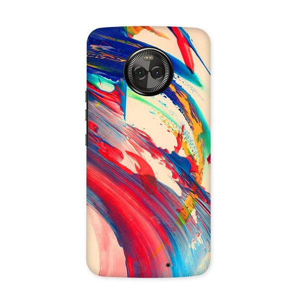 Colored Case for Moto X4