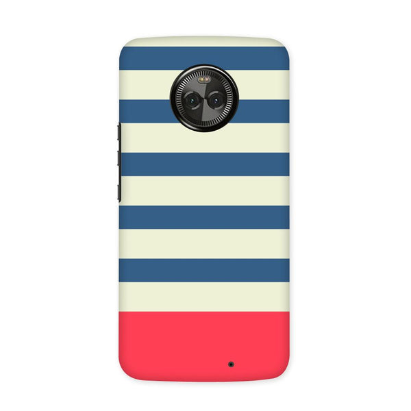 Cumo Stripe Case for Moto X4
