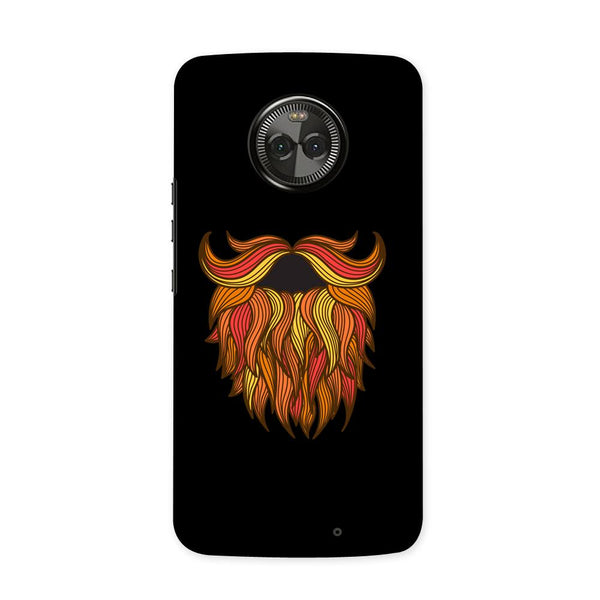 Beard Love Case for Moto X4