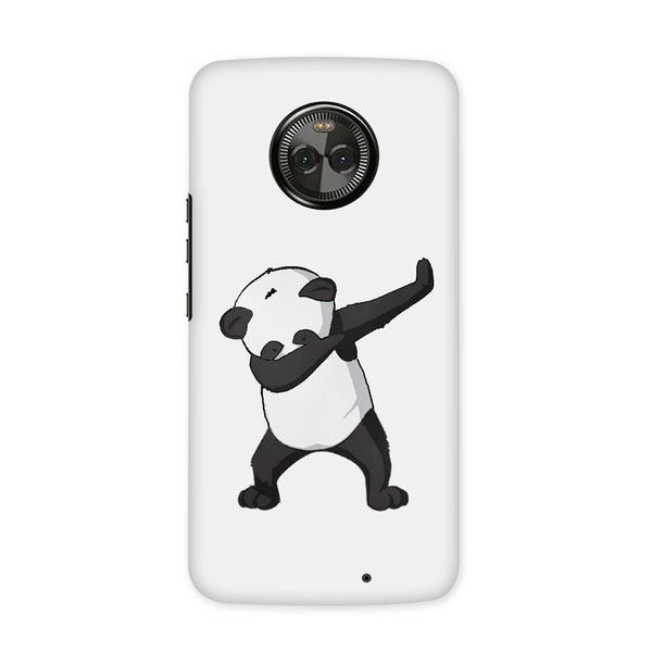 Dancing Panda Case for Moto X4