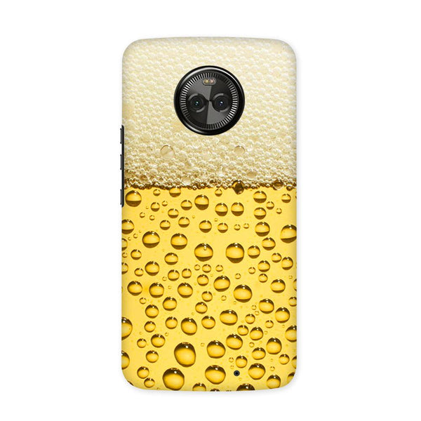 Beer Case for Moto X4