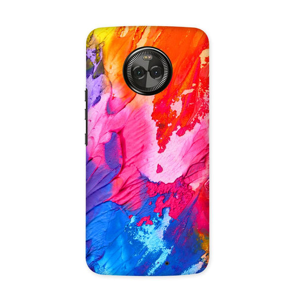 Canvas Love Case for Moto X4