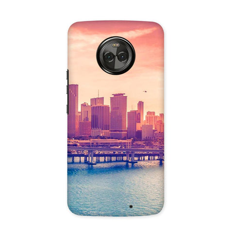 Citylife Case for Moto X4