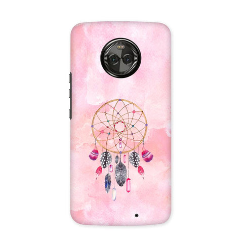 Classic Dreamcatcher Case for Moto X4