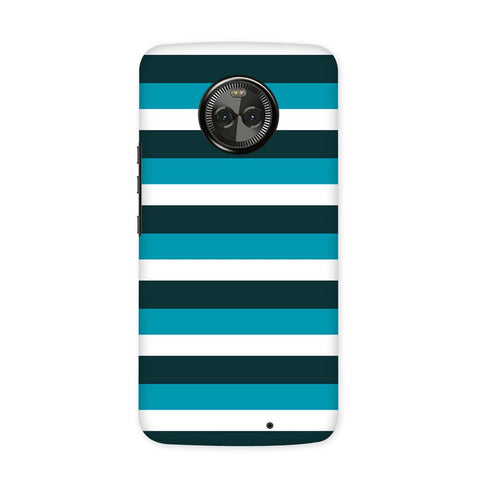 Colors of Blue Case for Moto X4