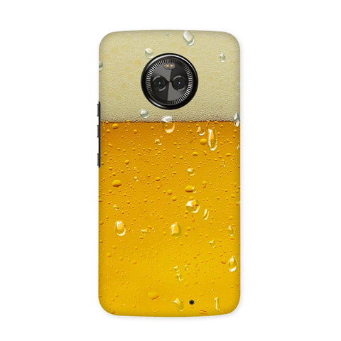 Chilled Beer Case for Moto X4