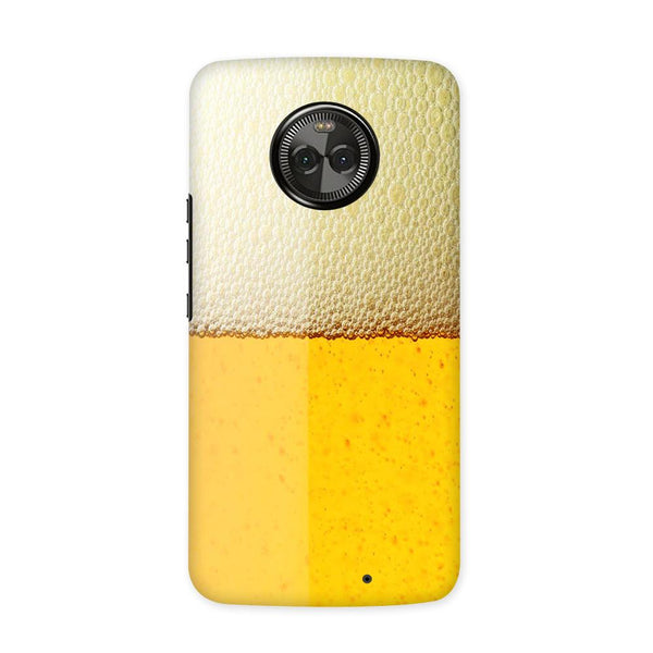 Beer Yellow Case for Moto X4