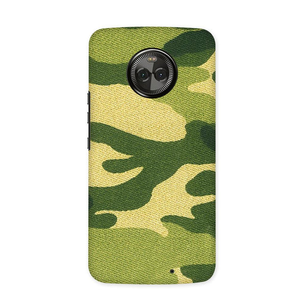 Camouflage Case for Moto X4