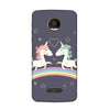 Unicorn Duo Case for Moto Z