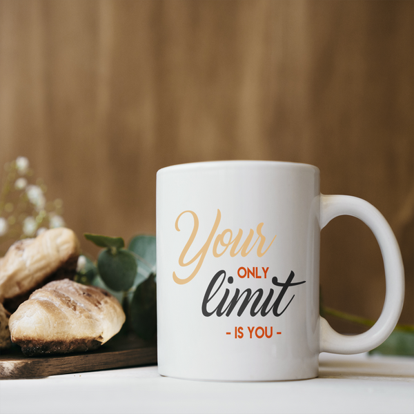 You are the limit Coffee Mug
