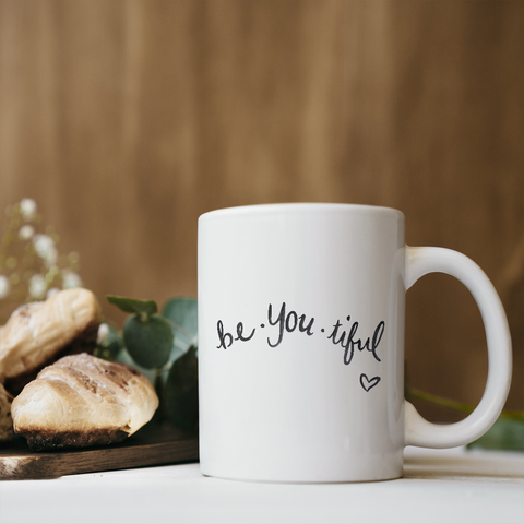 Be-you-tiful Coffee Mug