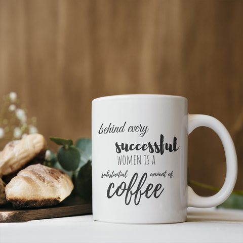 Substantial Coffee Mug