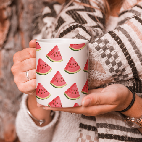 Melons Coffee Mug